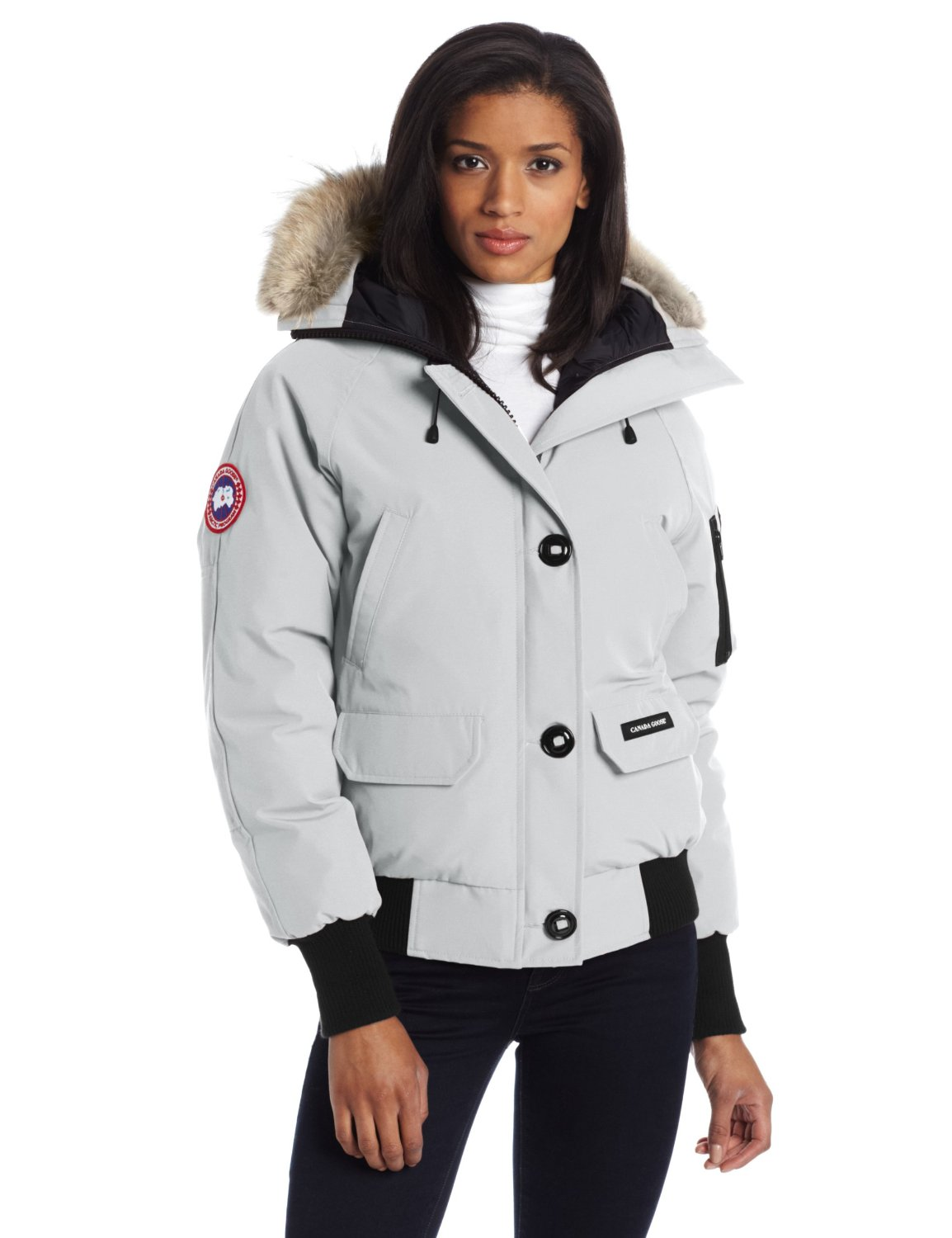 doudoune canada goose femme il n 39 y en a pas que pour ces dames. Black Bedroom Furniture Sets. Home Design Ideas