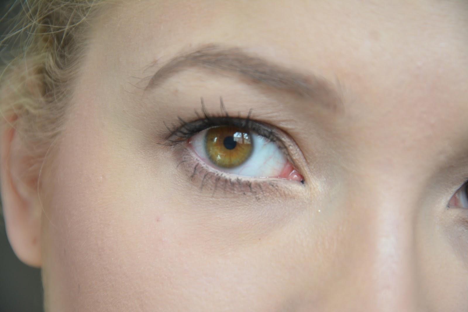 Mettre ses lentilles : très facile avec un peu d'entrainement